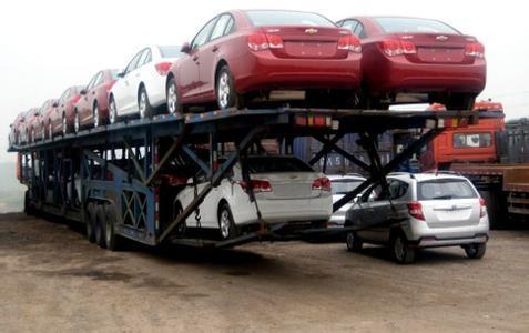 兰州轿车运输物流公司